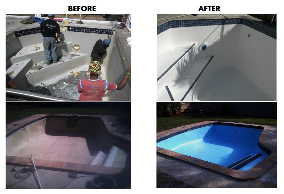 Swimming Pool Renovations Afripools