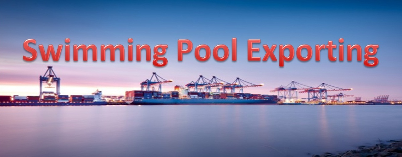 Swimming pool exports afripools for Western pool show 2015